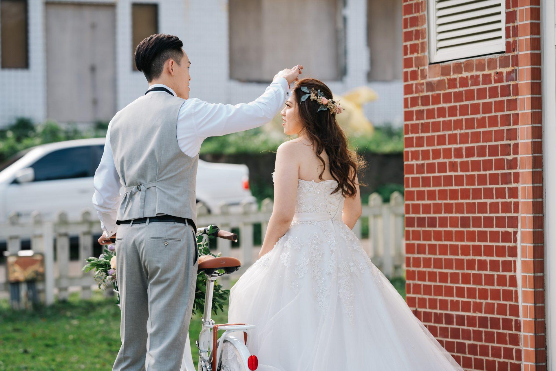 Photo story|婚禮紀錄|陽明山美國渡假村